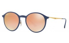 Ray-Ban 4224 ROUND LIGHT RAY kolor 872/B9 rozmiar 49